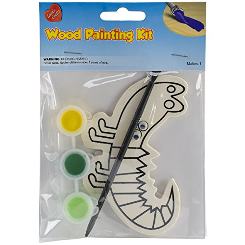 Wood Painting Kit-Alligator