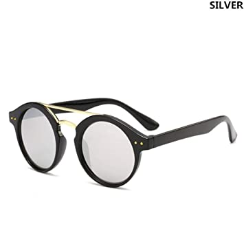 Siwen Gafas de Sol para niños Gafas de Sol Redondas Lindas ...