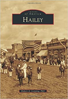 Book Hailey (Images of America)