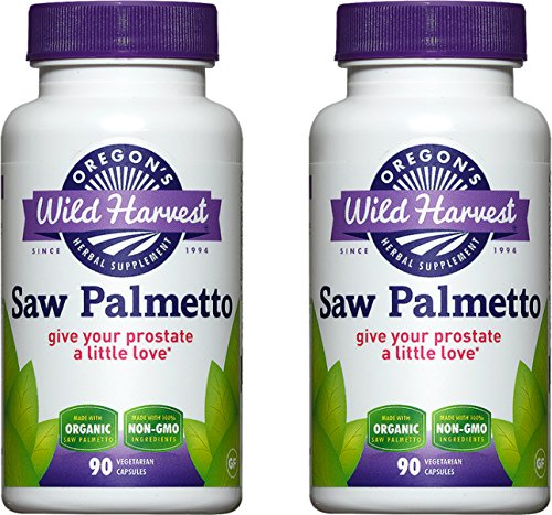 Saw Palmetto 90 Vegetarian Capsules product image