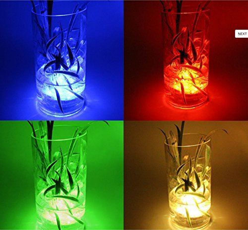 Starfish Underwater Submersible Led Lights Waterproof