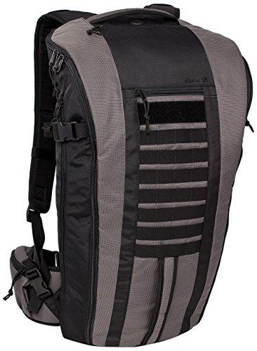 Red Rock Outdoor Gear U.45 Mavrik Backpack, Black/Tornado