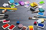 eHomeA2Z Foam Paint Brush 10 Pack