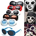 Kstare Vintage Arrow Design Polyester Metal Frame Polycarbonate Lenses Unisex Sunglasses