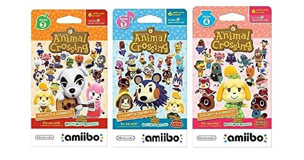 Amazon.com: Nintendo Animal Crossing amiibo Cards Series 2 ...