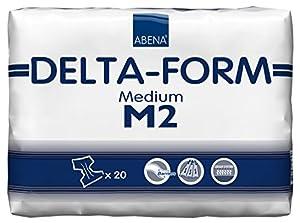 Abena Delta-Form Adult Briefs from Abena