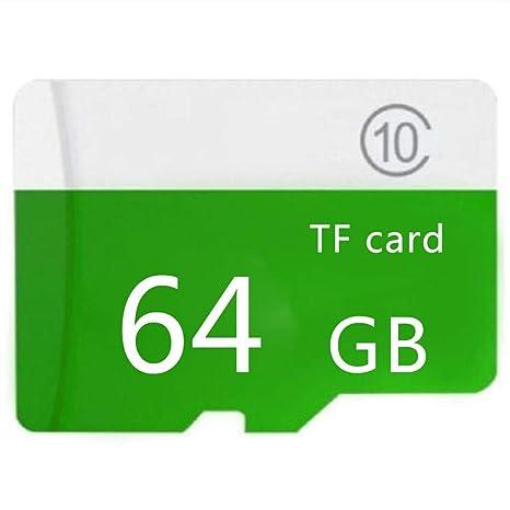 64G 128GB TF (Micro SD) Clase 10 Tarjetas MicroSD, Tarjeta De Memoria De Gran Capacidad Adecuada Para Dispositivos Móviles / PC, Capacidad - 1GB/ 2GB/ ...
