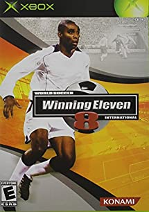 World Soccer Winning Eleven 8 - Xbox