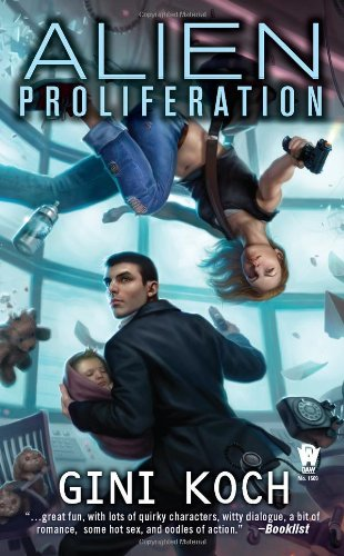 Alien Proliferation (Alien Novels)