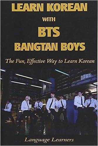 Amazon com: Learn Korean with BTS (Bangtan Boys): The Fun