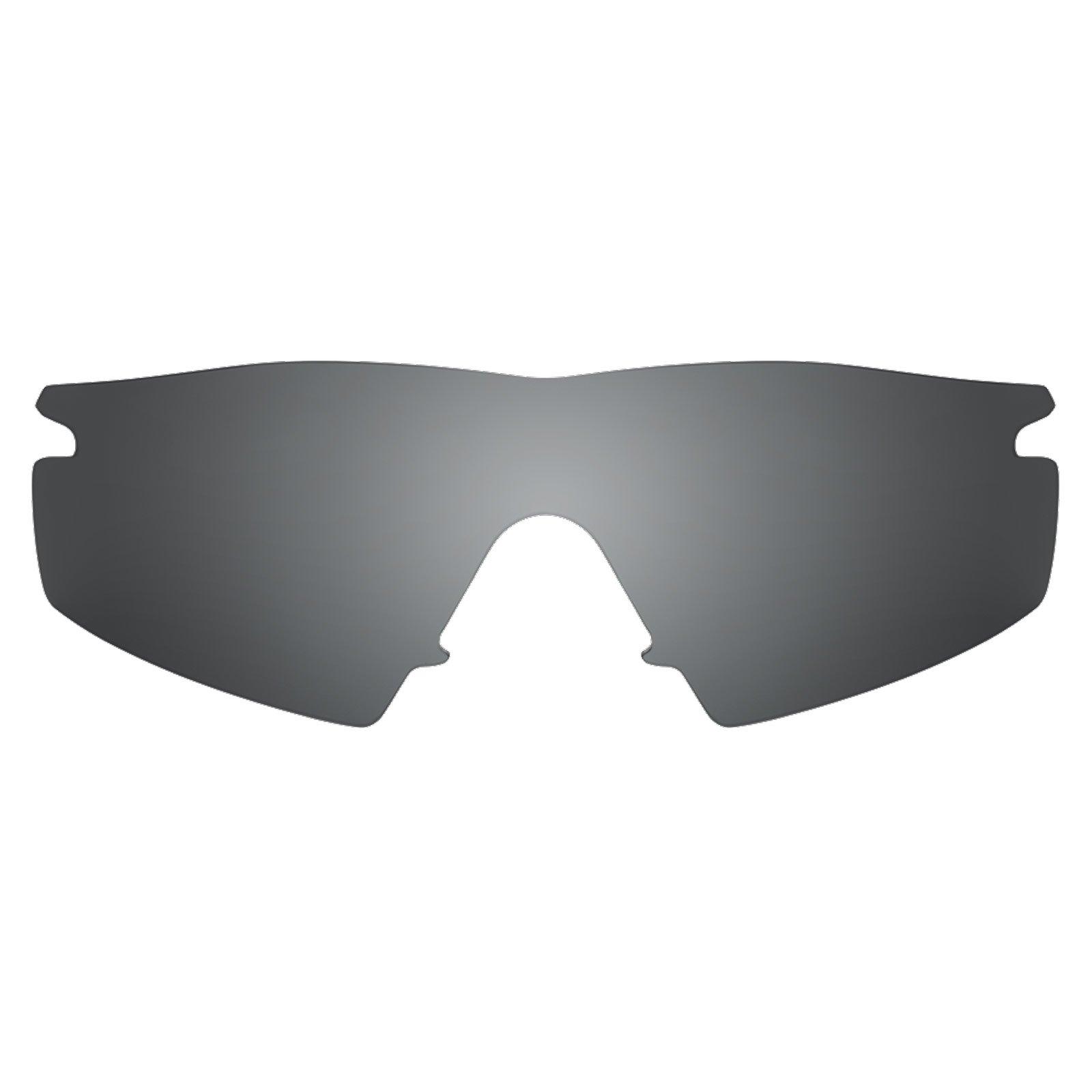 Revant Polarized Replacement Lenses for Oakley M Frame Strike Black Chrome MirrorShield by Revant