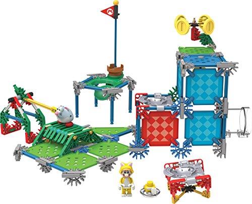 K'NEX Super Mario Cat Mario Building Set (Pop Cat Super)
