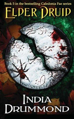 book cover of Elder Druid