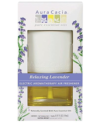 Aura Cacia - Electric Aromatherapy Air Freshener Relaxing La