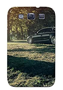 Awesome Vossen Wheels Audia4 Tuning Flip Case With Fashion Design For Galaxy S3