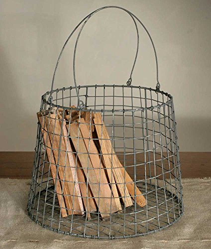 Tapered Kindling Basket