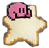little buddy toys kirby - Little Buddy 1637 Kirby 8-Bit Star Cushion Pillow Stuffed Plush, 12