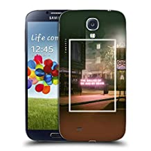 Official The 1975 The Ballad Of Me And My Brain Songs Replacement Battery Cover for Samsung Galaxy S4 I9500