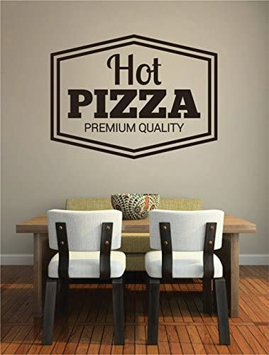 Highest Quality Wall Decal Sticker Pizzeria Sign