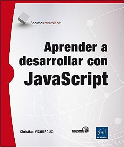 Libro programación Javascript