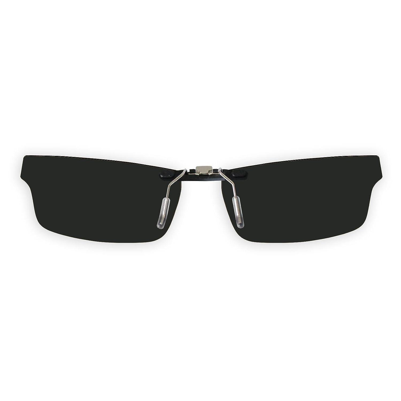 3a608913e55eb Custom Polarized Clip On Sunglasses for Oakley Crosslink OX8027 53x17(No  Frame) Black  Amazon.ca  Tools   Home Improvement