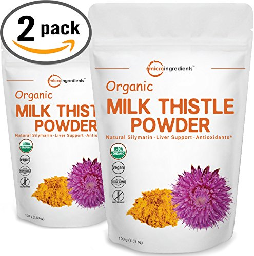 gaia milk thistle seed extract - 7