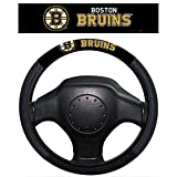 Freemont Die 88508 Bruins Mesh Steering Wheel Cover