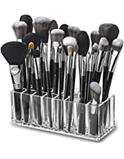 byAlegory Acrylic Makeup Brush Organiser 24 Spaces