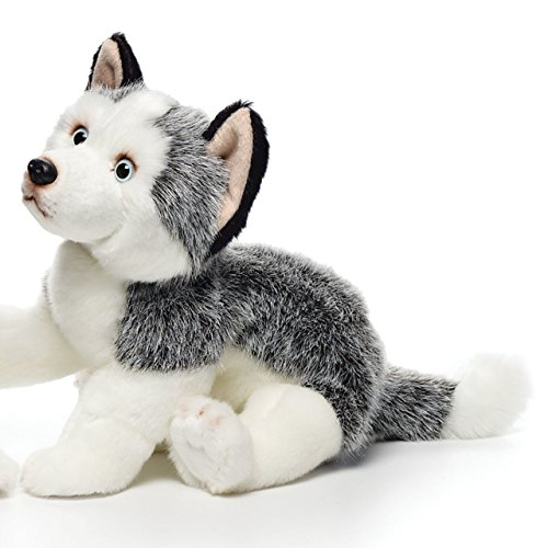 Nat and Jules Playful Large Husky Dog Children's Plush Stuffed Animal Toy