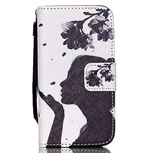 Jepson Funda Tipo libro Samsung Galaxy S5 / G9000 Cuero Carcasa PU Leather Case Flip Piel Cover Cierra Magnético con Función Soporte y Ranuras para la Tarjeta de Débito crédito de Piel de la PU Cubierta Caso