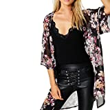 Gillberry Women Fashion Summer Chiffon Kimono Cardigan Plus - Best Reviews Guide