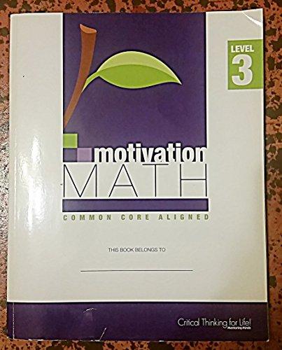 Top 6 motivation math common core for 2020
