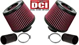 BMS Dual Cone Performance Intake for N54 BMW 135 335 535 Z4