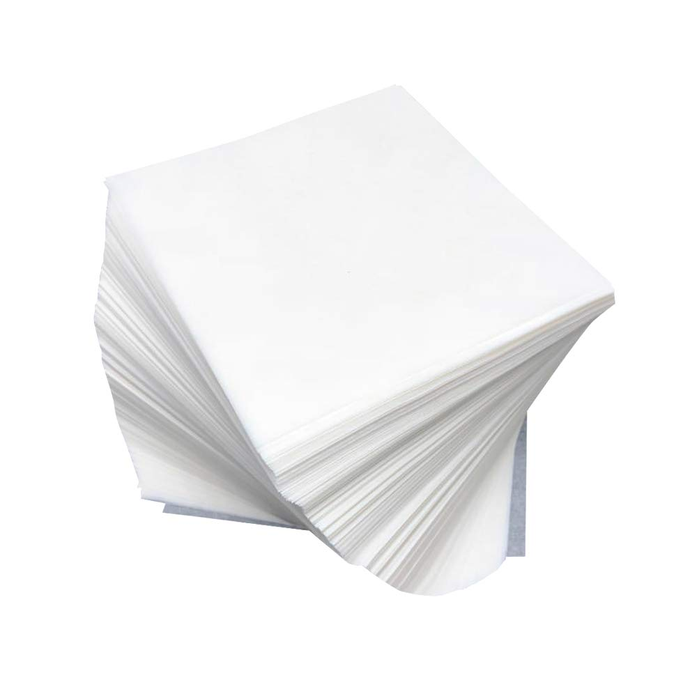Worthy Liners Parchment Paper Squares 1000 Pieces (4 X 4 Inch) by Worthy Liners