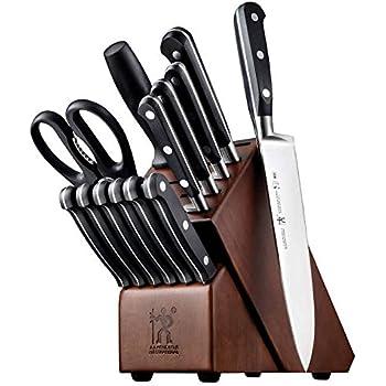 Amazon Com Henckels Couteau 14 Piece Cutlery Set Kitchen