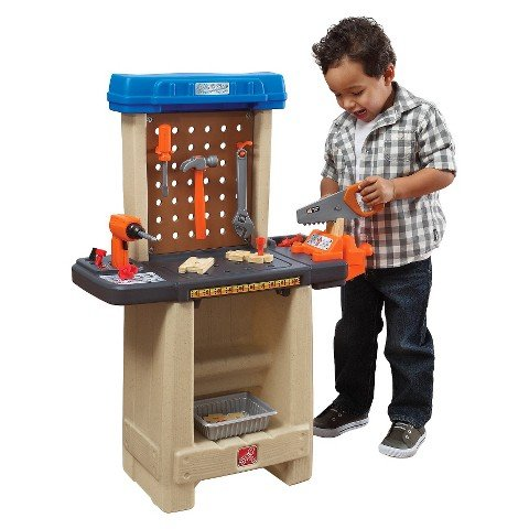 Step2 Handy Helper's Workbench with Tools for Kids -