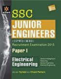 SSC Junior Engineer Electrical Engineering Paper 1 (CPWD/MES) Recruitment Examination 2015
