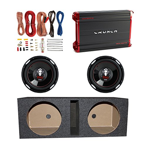 q power subwoofer box package - 7