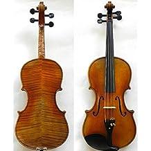 Proud Violin 4/4!Rare!!Guarneri del Gesu 1742 Cannone Violin!200-y Old Spruce