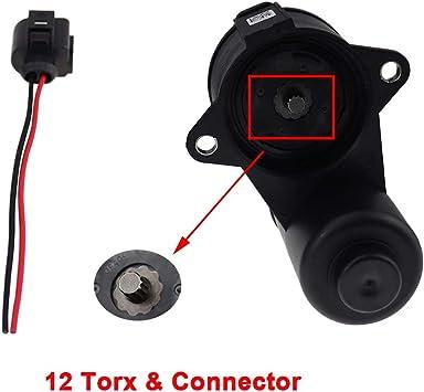 Brake Caliper Servomotor For VW Passat Tiguan Audi Q3 3C0998281A 32332267  New