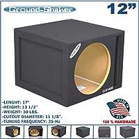 12 Single ported speaker box