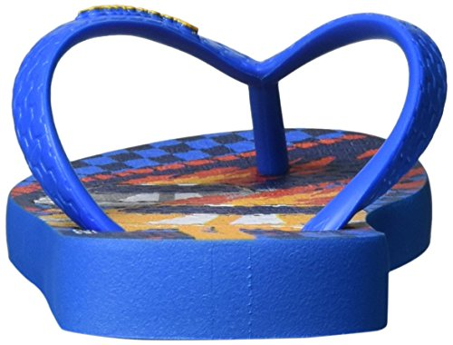 Ipanema Jungen Classic V Kids Zehentrenner Mehrfarbig (blue/blue)