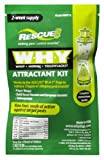 RESCUE! STERLING INTRNTL W-H-Y TRAP WASP HORNET & YELLOWJACKET ATTRACTANT 2 WEEK SUPPLY
