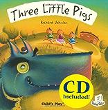 Three Little Pigs (Flip-Up Fairy Tales)