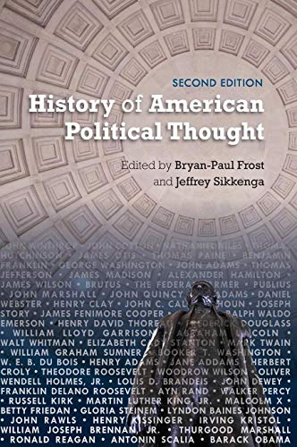 History of American Political Thought ()