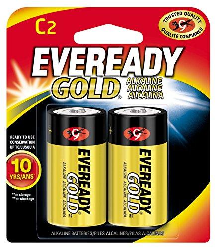 Energizer C2 EVEREADY Alkaline Battery