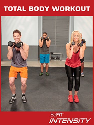 BeFiT Intensity: Total Body Shred Workout- Scott Herman / Lacey Stone