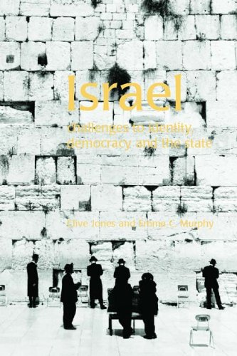 Download Israel: Challenges to Identity, Democracy and the State (The Contemporary Middle East) Pdf