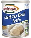 Manischewitz Family Size Matzo Ball (Knaidel) Mix, 13 Oz Can (Pack of 3)