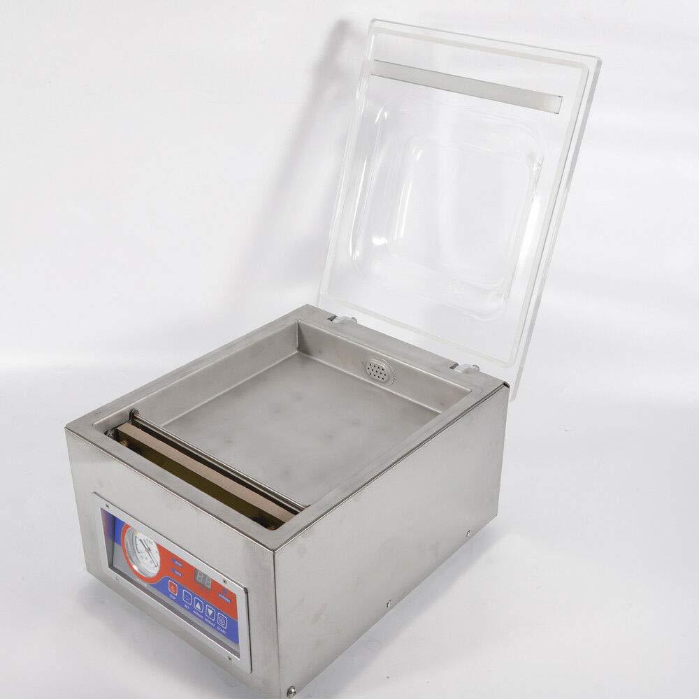 Amazon.com: Máquina automática de envasado al vacío, máquina ...